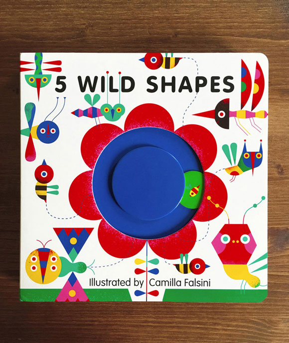 FIVE WILD SHAPES | BOOK | 2018