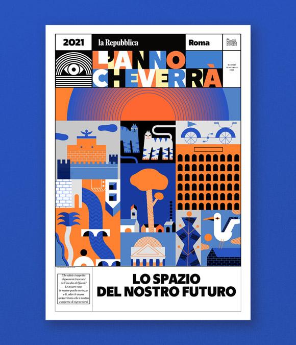 LA REPUBBLICA | 2020