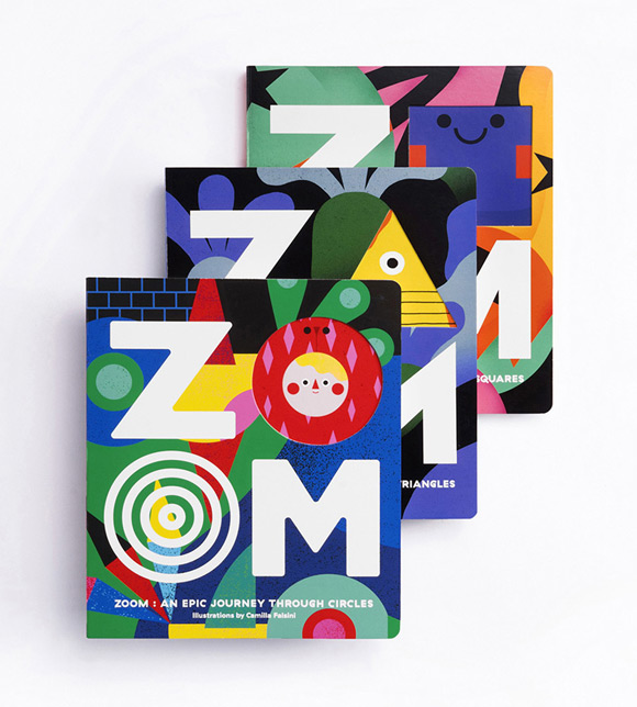 """ZOOM"" BOOK 