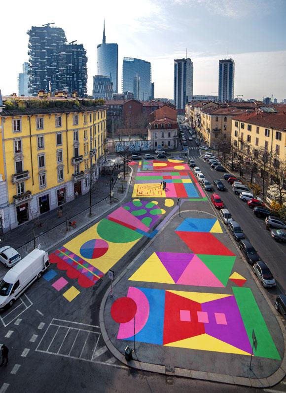 PIAZZE APERTE |  MILANO | 2020